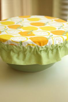 Picnic food cover - so cute!