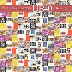 The Very Best of UB40 1980-2000 [US] by UB40 (CD, Nov-2000, Virgin)