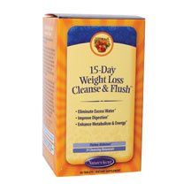 Nature's Secret 15-Day Weight Loss, C... $7.24