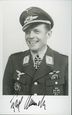 Major Karl Rammelt Karl Rammelt was credited with 46 victories in 450 combat…