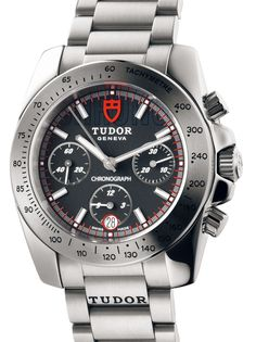 Tudor | Sport Collection Chronograph | Edelstahl | Uhren-Datenbank watchtime.net