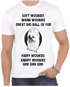 STAR WARS THE WOOKIE FUNNY 'SOFT KITTY' THE BIG BANG THEORY MASHUP MEN'S T-SHIRT!!!!! OMG!!! SOMEONE BUY THIS FOR ME PLEASEEEE!!!!!!