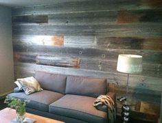 Barnboardstore Seeing The Barnboard Feature Wall Turning Up In