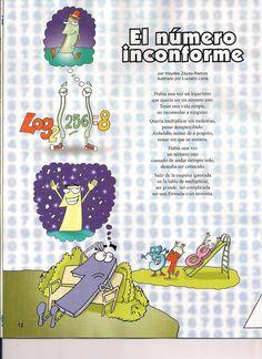 Primera hoja de Numero Inconforme. Publicado en Revista IGUANA, EU.