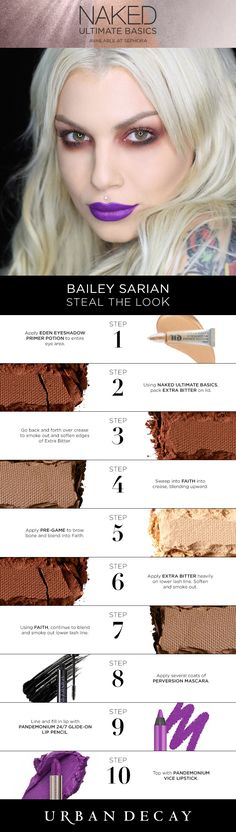 12 must-have neutrals from Urban Decay are here. Get the Naked Ultimate Basics palette at #Sephora now.