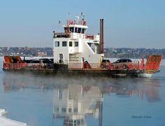 Sugar Island Ferry