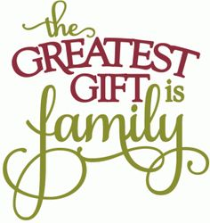 Silhouette Design Store - View Design #52524: greatest gift is family - phrase Silhouette Sign, Silhouette Files, Silhouette Images, Silhouette Cameo Projects, Family Quotes, Vinyl Crafts, Vinyl Lettering, Silhouette Online Store, Glass Blocks