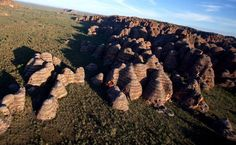 Bungle Bungles, Austrália