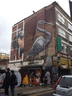 "London Graffiti and Street Art Tour- ""Free"" (pwyc)"