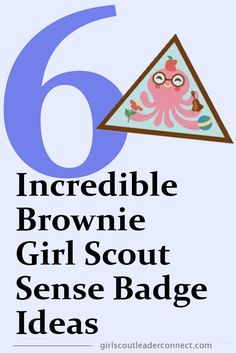 Let's make earning the Brownie Senses Badge fun and easy! All you will need: Items to make the feel wheel texture items circle posterboard blue dye milk blindfolds cinnamon sticks 5 small containers to put above in to smell Ketchup Coffee Orange Ranch Dressing Peanut Butter 10 small items for Kims Game 1. Look Around …