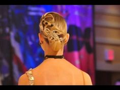 Ballroom Basics: the Low Bun! I could see using this for church hair! Very elegant! Dance Hairstyles, Braided Hairstyles Updo, Teen Hairstyles, Bun Hairstyle, Dance Competition Hair, Ballroom Dance Hair, Medium Hair Styles, Long Hair Styles, Bleached Hair