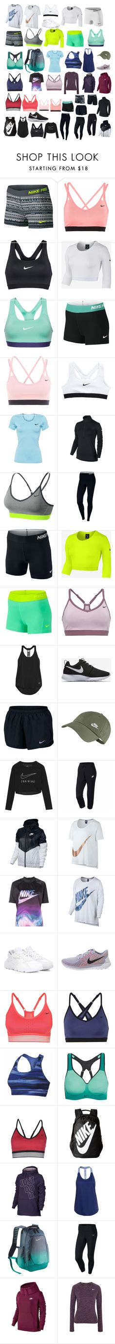 """""""Nike"""" by ale-needam on Polyvore featuring NIKE"""