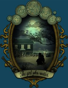 The Girl Who Waited -  Little Amalia Pond by Licunatt