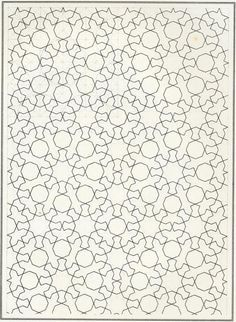 islamic geometric patterns black and white - Google Search