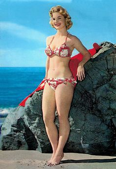 postcard by Cecami, 1950s