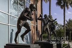 Tebow Spurrier And Wuerffel Uf Heisman Winners