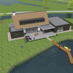 House Layouts, Anton, Golf Courses, Pictures, Inspiration, Ideas, House Architecture, Homes, House