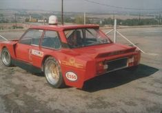 Fiat 131 powered by turbo Fiat 500, Classic Cars, Classic Auto, Fiat Cars, Fiat Abarth, Fender Flares, Mazda, Touring, Cool Cars