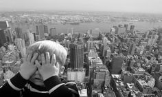 Acrophobia or Fear of heights is another one of the typical common phobias known in the world. Here you can check out ways to overcome the fear of heights. What Is Fear, Nothing To Fear, Empire State Building, Common Phobias, Vestibular, Be Strong And Courageous, Human Behavior, Single Parenting, Past Life