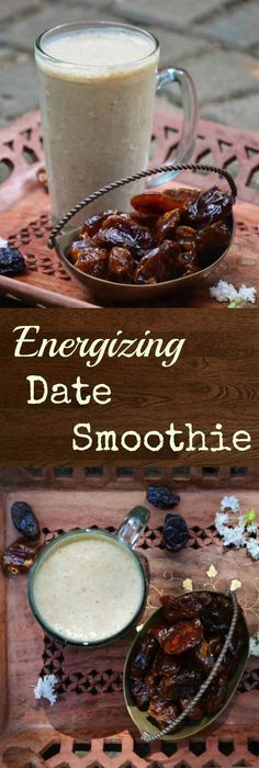 Try this beautifully rich, energizing date smoothie for an instant energy boost! Healthy Breakfast Smoothies, Breakfast Snacks, Healthy Drinks, Healthy Recipes, Blender Food Processor, Food Processor Recipes, Date Smoothie, High Tea Food, Afternoon Tea Recipes