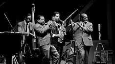 The Cannonball Adderley Sextet at the 1963 Newport Jazz Festival