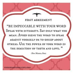 Image result for four agreement quotes