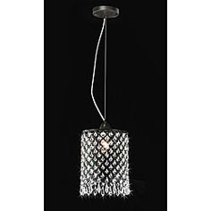 Shop for Antique Black Mini-pendant 1-light Round Crystal Chandelier and more for everyday discount prices at Overstock.com - Your Online Home Decor Store!