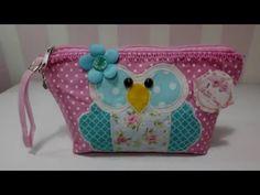 Bolsa de tecido Glaucia - Cursos e vendas de bolsas de tecido é no Maria Adna Ateliê - YouTube