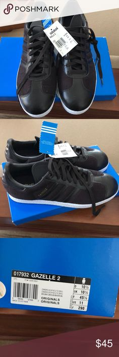 New in box men's adidas gazelle 2 New with box and tags never worn adidas Shoes Sneakers
