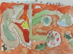 【kindergarten art 】子供の素敵な絵や工作をピンボードに集めています。 I send the children's art from Tokyo.  Art Education. Art workshop. Paintings of children. Work of children.  Blog ranking >> http://education.blogmura.com/bijutsu/  Official website >> http://www.gajyuku.com/  武蔵小山スタジオ