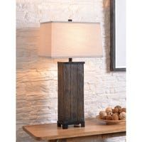Shop for Uttermost Pavia Aged Red Poly and Silvertone Beaded Table Lamp. Get free delivery On EVERYTHING* Overstock - Your Online Lamps & Lamp Shades Store! Lamp Shade Store, Transitional Wall Sconces, Cool Floor Lamps, Fabric Shades, Beautiful Lights, Light Table, Light Shades, Home Lighting, Wood Grain