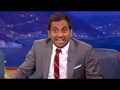 Aziz Ansari Explains Why Texting Ruined Dating VIDEO