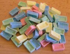 Ovocné cukríky LIPO