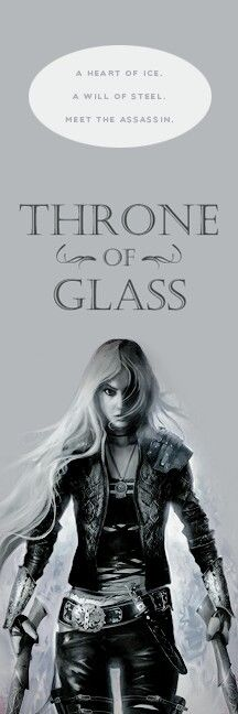 #1 Throne of Glass - Sarah J. Maas-A MUST READ! <3