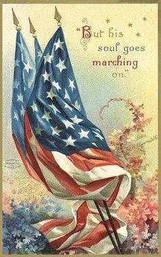 1000 Images About Vintage Postcards 4th Of July On