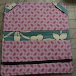 Lots of cute checkbook cover and wallet ideas. I think I'll combine a few features for mine.