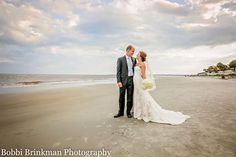 Easy-Going Island Wedding at The King and Prince | St. Simons Island, Georgia | Bobbi Brinkman Photography