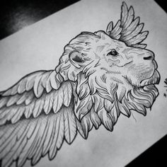 Sketch by Ben Bruneau TattooStage.com - Rate & Review your tattoo artist and his studio. #tattoo #tattoos #ink