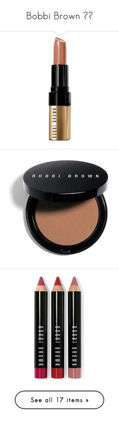 """Bobbi Brown ❤️"" by ekozlova ❤ liked on Polyvore featuring beauty products, makeup, lip makeup, lipstick, beauty, lips, filler, bobbi brown cosmetics, moisturizing lipstick en cheek makeup"