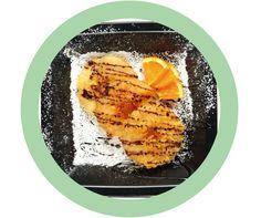 Ananas w tempurze  #77Sushi Sashimi, Menu, Pineapple, Menu Board Design, Menu Cards