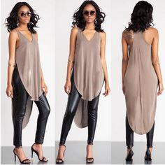 Summer Tank V Neck Loose Maxi Tshirt Dress For Women Asymmetrical Dresses Casual Gypsy Tee African Style