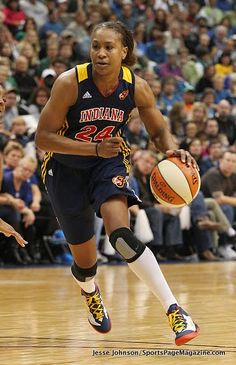 Tamika Catchings - Indiana Fever