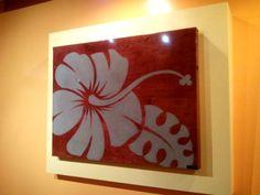 I love Polynesian artwork!