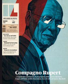 #magazine, #cover