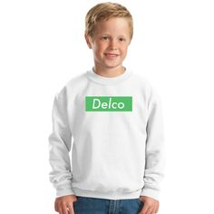 Delco Premium Kids Sweatshirt