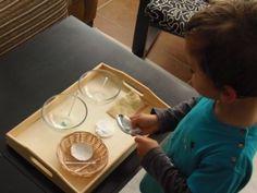 pulir metal - montessori en casa