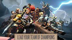 Descargar Aerena Clash of Champions para Android, espectacular juego de acción