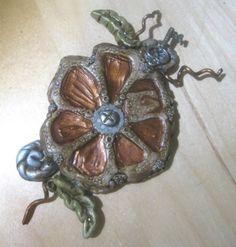 Polymer Clay Flower