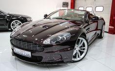Aston Martin DBS: 2010 Aston Martin DBS | Dzooom.com