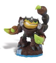 Amazon.com: Skylanders SWAP Force: Scorp Character: Toys & Games